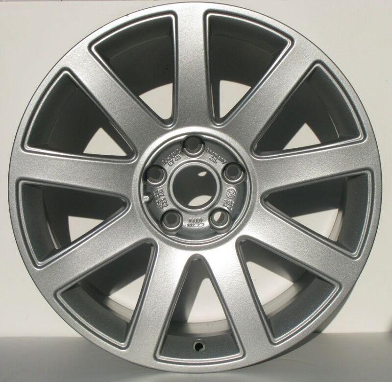 OEM Wheel Silver Powder Coating Paint - New 1LB