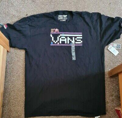 Vans Nintendo T-shirt XL