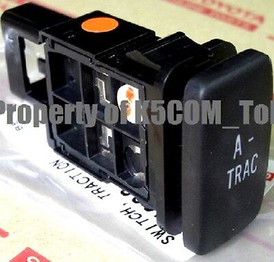 Oem Traction Switch 84988-35060 Fits 2007--2015 FJ CRUISER TOYOTA Genuine Part