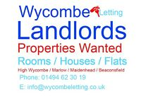 Landlords We require rooms/flats/houses for Students and Professionals