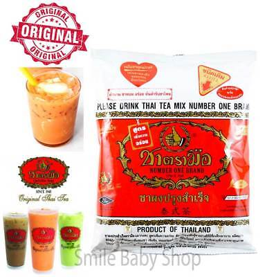 Best Number One Cha Tra Mue Brand Thai Tea for Thai Iced Tea 14.1