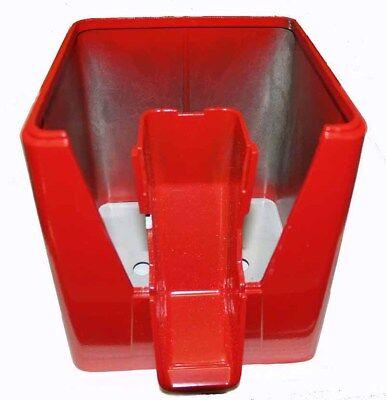Red Metal Base Housing Part For Oak A A Po89 Pm Supreme Vending Machines