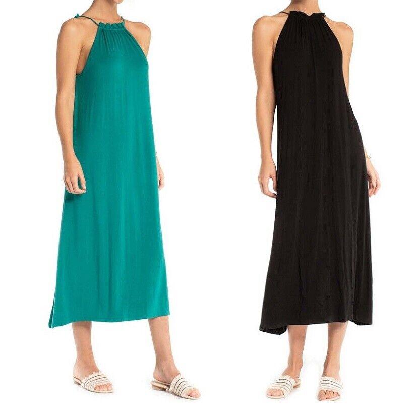NEW-SYNERGY ORGANIC CLOTHING WOMENS ORGANIC HAVANA DRESS-SZ