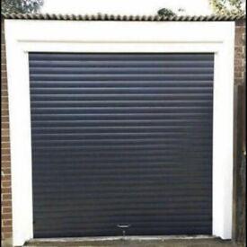 Manuel Roller Shutter Garage Doors from £899