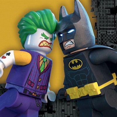 Batman Lego Birthday Party Supplies Large Napkins