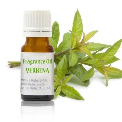10 ml Lemon Verbena Premium Fragrance Oil for Soap/Candle | Highly Concentrated