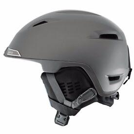 Giro Edit Ski Snowboard Sports Helmet - Titanium Size M