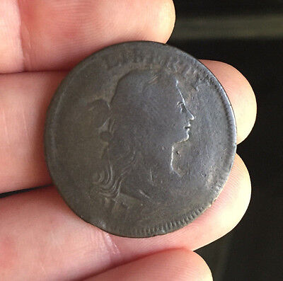 1797  - Draped Bust Large Cent...  S - 140   R1  ...