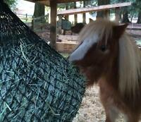 PURELY PONIES SLOW FEED HAY NETS - New Contest!!