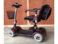 TGA Eclipse Travel size Mobility Scooter