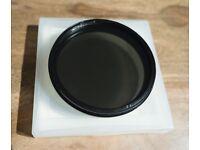 Variable ND filter by Lightcraft Workshop 77mm