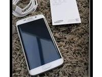 Samsung galaxy S6 Edge 32gb white excellent condition