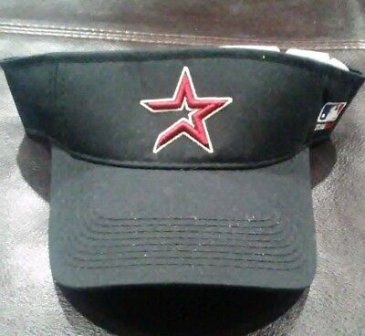 New Adult MLB Houston Astros Old Logo Sun Visor Cap Hat -PMJS ()