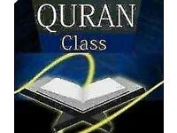 Quran class ( kids & women)