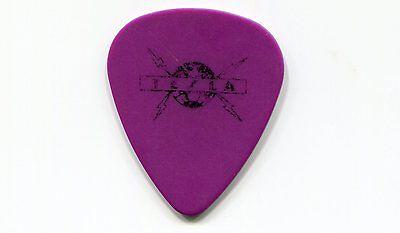 TESLA 2009 Forever More Tour Guitar Pick!!! DAVID RUDE custom concert stage Pick