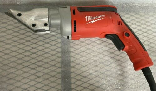 Milwaukee 6852-20 6.8 Amp 18-Gauge Double Insulated Shear w/Tactile Grip