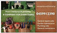 From 23$ peters gardening and handyman Mount Waverley Monash Area Preview