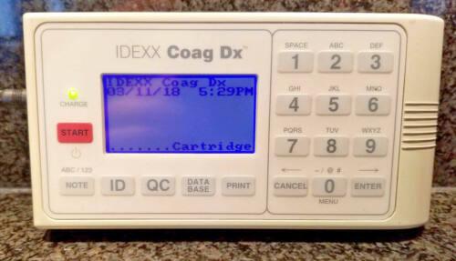 Idexx Coag DX Analyzer