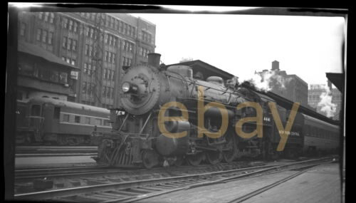 New York Central 4-6-2 no. 4441 - B&W Negative
