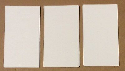 400 Blank Business Cards White Color 3.5 x 2, Multi, flash cards, note cards](Blank Flash Cards)