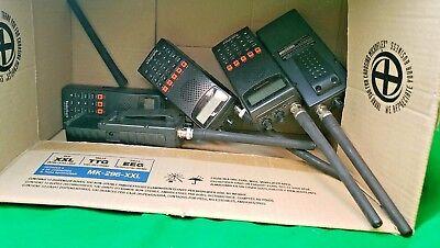 Radio Shack Radio Mo 20-315 Lot Of 5 Fire Police Ems