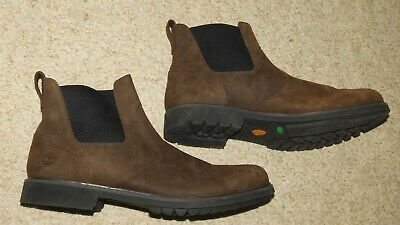 Never worn Timberland 5552R Earthkeepers Stormbuck Chelsea Mens Boots Size 13