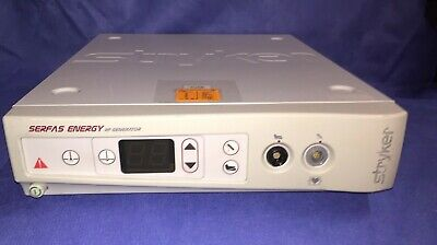 Stryker 279-000-000 Serfas Energy Rf Generator. Tested With 30 Day Warranty