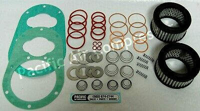 Kellogg American 452-1 Head Overhaul Kit Gaskets Valve Air Compressor Parts