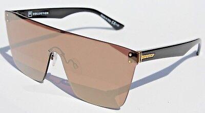 VON ZIPPER Alt Donmega Sunglasses Black Gloss/Flash Gold NEW Skate/Surf (Cheap Skate Sunglasses)