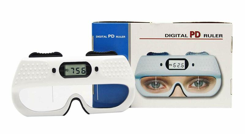 Digital Pupillometer PD Ruler Pupil Distance Ophthalmology Optometry Equipment