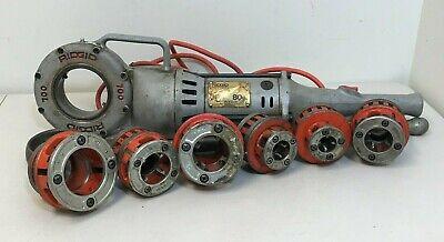 Ridgid 700 Electric Pipe Threader For Threading 34 - 2 12-r