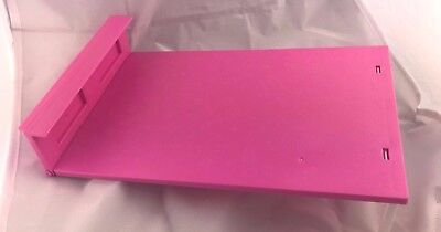 2013 Barbie Sisters Dreamhouse Glam Camper Large Pink Bed Replacement Part NEW