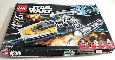 LEGO 75172 Star Wars Y-Wing Starfighter (New In Damaged Box)