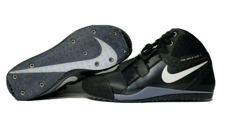 Nike Zoom Javelin Elite 3 Mens NEW IN BOX With Bag + Spikes Black AJ8119-001
