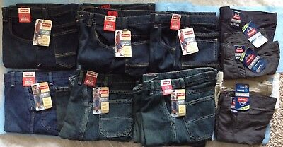 NEW, Wrangler Boys Jean Shorts, Straight 5 Pocket, Utility, Explorer; Multi-size ()
