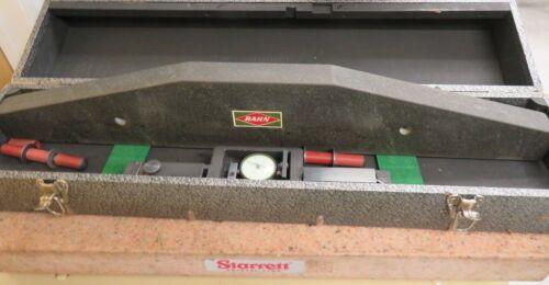 "36"" Rahn Planekator - Surface plate calibration Gage w/ case - NB8"