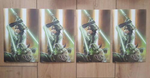 Panini Exclusive STAR WARS HIGH REPUBLIC #1 Italian Comic Gabrielle Dell