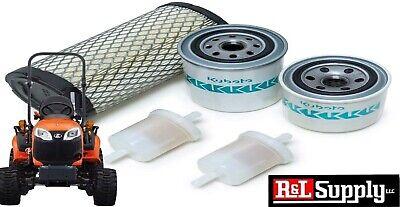 Kubota Oem Bx Filter Maintenance Kit Bx22 Bx2200 Bx23 Bx2660 Bx2670 77700-03363