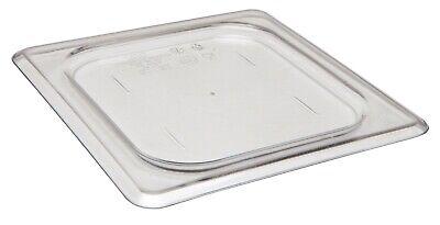 "Set of 6 Cambro EN 631-1 Black 1//3 Size x 6 "" Food Pan Containers Bulk Discount"