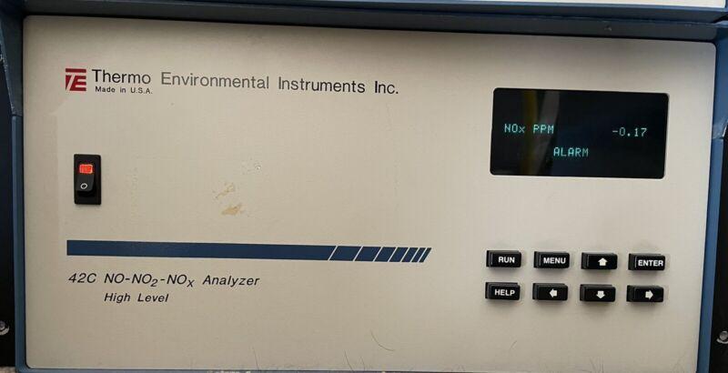 Thermo Environmental 42C Analyzer