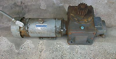 Boston Gear Motor Gear Box 2hp