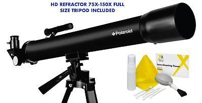 Телескопы HD REFRACTOR TELESCOPE 75X-150X WITH