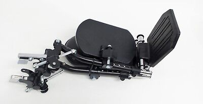 (Tracer Wheelchair Leggrests with Padded Calf Pads)