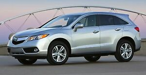 2015 ACURA RDX Base (lease takeover)