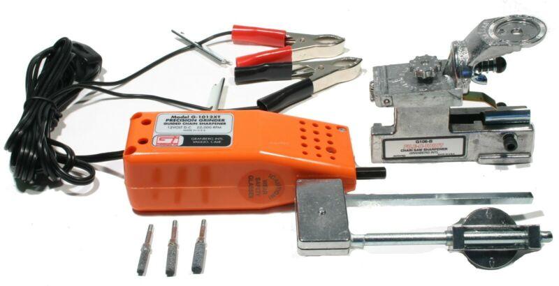 Granberg Precision 12 Volt Chainsaw Chain Grinder Sharpener