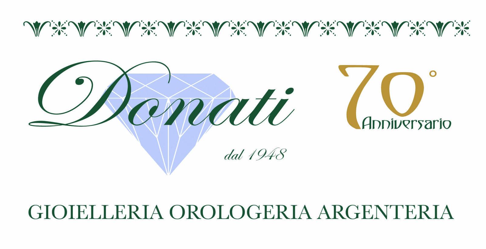 Oreficeria Donati Faenza dal 1948