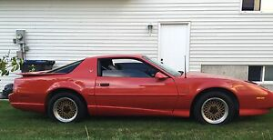 92 trans am gta ws6 ( low production car)