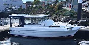 Steber Persuader 2200 Cruiser **REDUCED** Claremont Glenorchy Area Preview