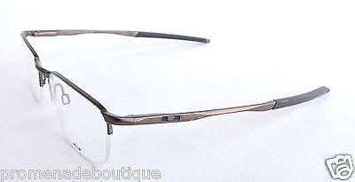 OAKLEY BARRELHOUSE 0.5 OX3174-0253 EYEGLASSES GLASSES OPTICAL FRAME PEW w/ Case