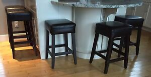 Bar height and Counter height stools - price reduced!